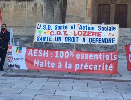 AESH : 100 % essentiels – Halte à la précarité